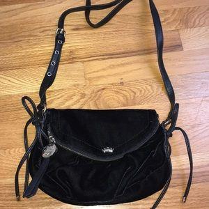 Juicy Couture velvet crossbody bag